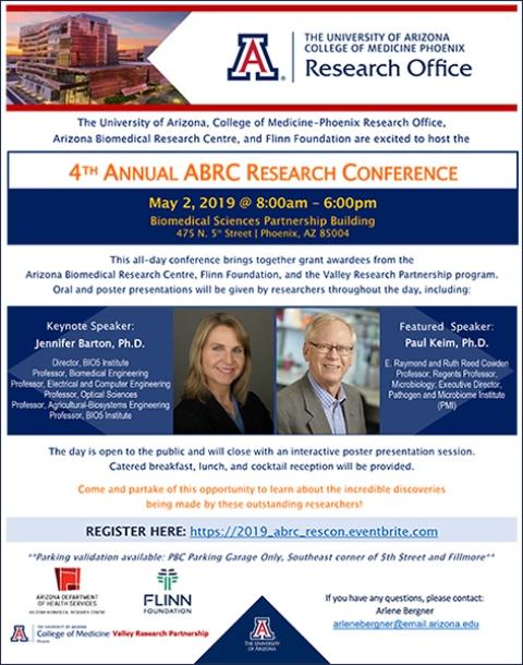 4th Annual ABRC Research Conference | Family & Community Medicine