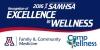 2016 SAMHSA Excellence in Wellness winners